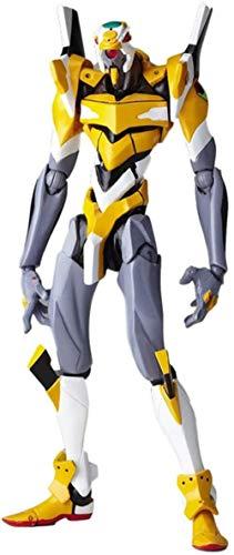 yunge Neon Genesis Evangelion Action Figures 14cm Anime Statua da Collezione Artigiana Modello Decorativo in PVC Protezione Ambientale Materiali Ornamenti squisiti Regali di Compleanno