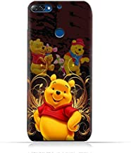 Lenovo K5 Note 2018 TPU Protective Silicone Case with Winnie the Pooh Design