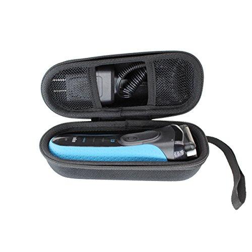 für Braun Series 3 ProSkin Elektrorasierer 3040s 3020 3030s 3090cc 310s Hart Reise Tasche Case von VIVENS