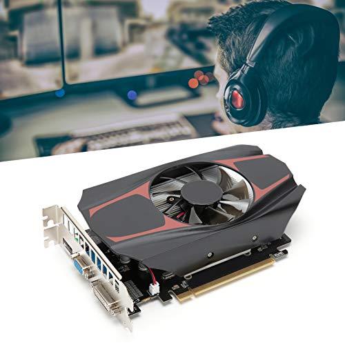 FAMKIT HD7670 1GB Gaming Graphics Display Video Card 128bit DDR5 Componentes de computadora