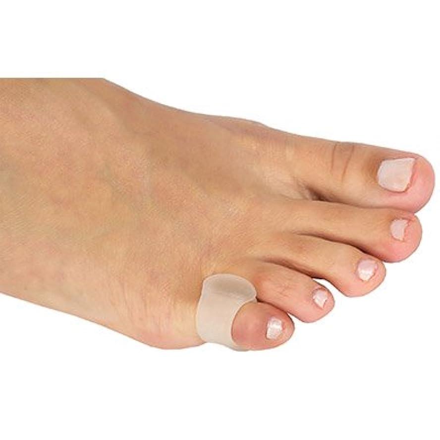 助けて薄める放射能内反小趾用足指スペーサー(P26-M)(サイズM)