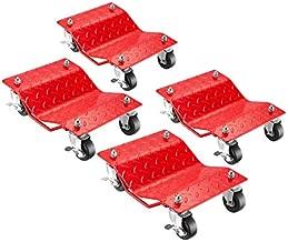 5051 Pentagon Tool | Premium 4-Pack | Car Tire Dolly - Tire Skates