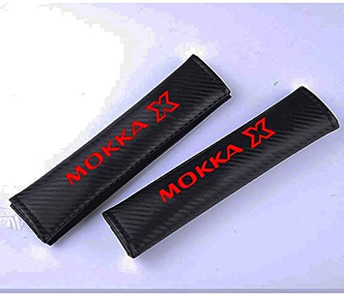 QHYX-bee 2PCS Coche Almohadillas Cinturón de Seguridad,para