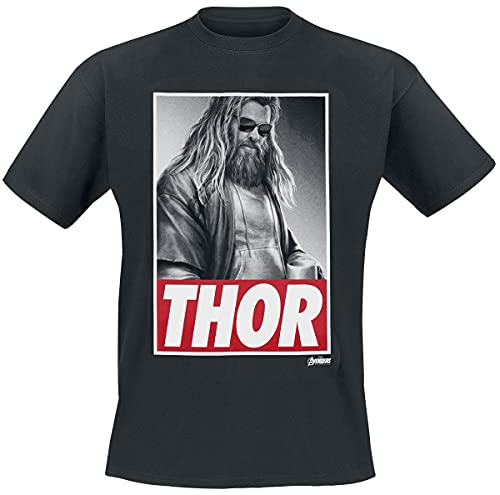 Avengers Endgame - Thor Hombre Camiseta...