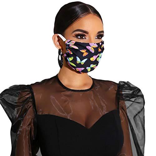 NINGNETI Unisex Reutilizable y Lavable Facial visera Antipolvo Purificaci/ón de aire con Ajustable para Los O/ídos para Deportes al Aire Libre Armada Pack 2 unidades NKZ-0425B059