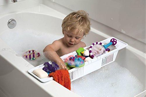KidCo Bath Toy Organizer Storage Basket,...