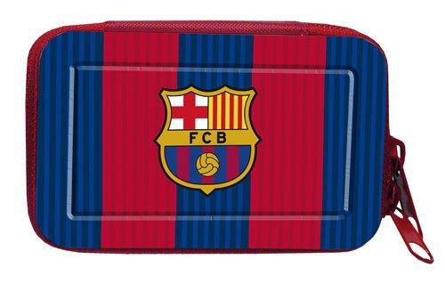 FC Barcelona 2018 Porte-Monnaie, 12 cm, Multicolore (Multico