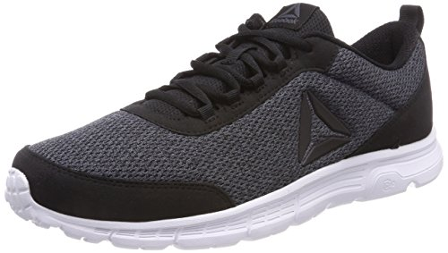 Reebok Speedlux 3.0, Zapatillas de Trail Running Hombre, Negro (Black/Ash Grey/White 000), 48.5 EU