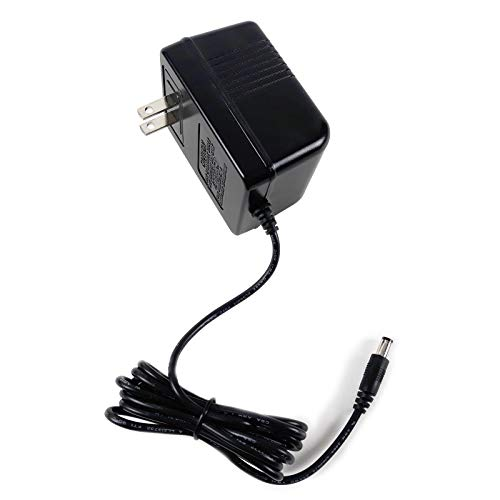 MyVolts 9V Power Supply Adaptor Compatible with FMR Audio RNLA 7239 Amplifier - US Plug
