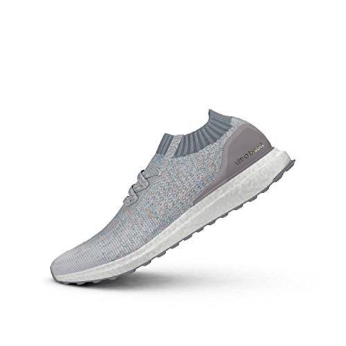Adidas Herren Ultraboost Uncaged Laufschuhe Grau, 41 1/3