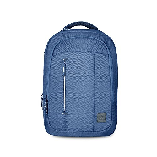 Cool Capital   Zilker Model Laptop Backpack Travel Backpacks Bookbag 15.6 IN Blue, Ergonomic & Comfortable Design, For Men & Women   Business & School Laptop Backpack