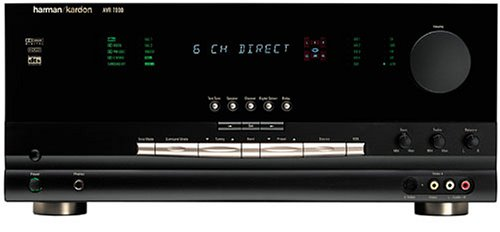 Harman/Kardon AVR-7000 AV-Receiver schwarz