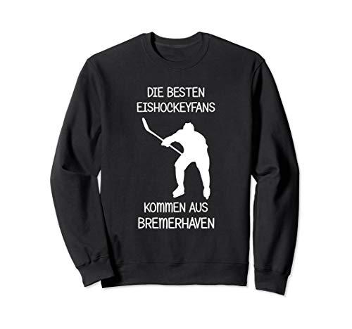Eishockey Fan Bremerhaven Sweatshirt