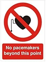 エンジニアグレード反射このペースを超えてペースメーカーなし、錫壁サイン警告サイン金属プラークポスター鉄絵画アート装飾バーカフェキュートホテルオフィスベッドルームガーデン