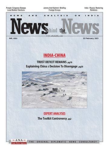 News Behind The News (NbN): Weekly News and Analysis on India, 22 February 2021 (English Edition)