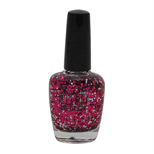 Milani Specialty Nail Lacquer Jewel FX – Hot Pink