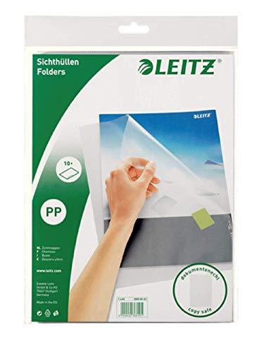 Leitz Standard Sichthüllen-Set, 10...