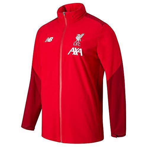 New Balance Liverpool FC LFC Männer Rot Regenjacke 19/20 Offiziell