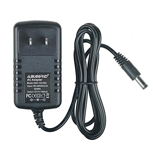 Read About AC DC Adapter, Compatible with Winplus Car Jump Start 8000mAh Power Bank AC55386-60 Black...