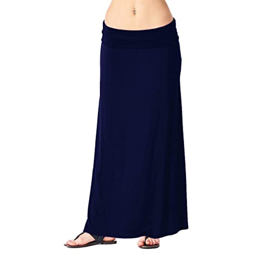 Popana Women/'s Casual Long Convertible Maxi Skirt Summer Beach Cover Up Made in USA