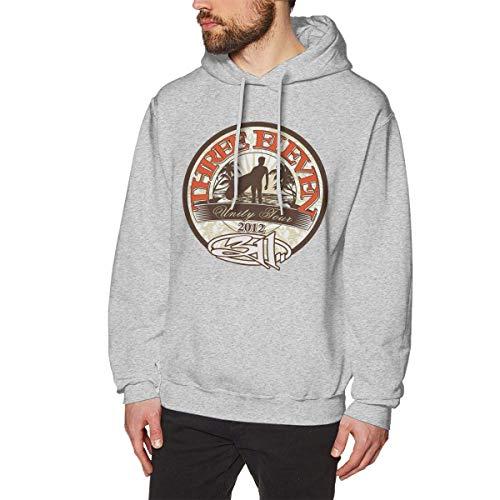 Homme Sweats à Capuche, Sweat-Shirt à Capuche, 311 Band Men's Hoodie Sweatshirt Heavyweight Casual Long Sleeve Tshirt