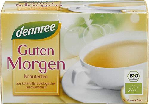 dennree Bio Guten Morgen Tee (6 x 30 gr)