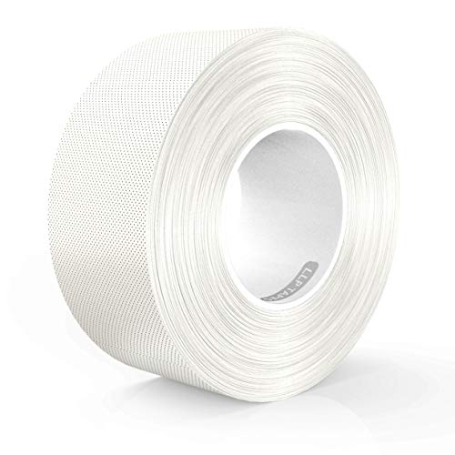 LLPT Duct Tape Premium Grade 2.36 Inches x 108 Feet x 11 Mil Residue Free Strong Waterproof Adhesive Color White