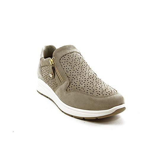 IMAC Chaussures décontractées pour femme - Beige - beige, 37 EU EU