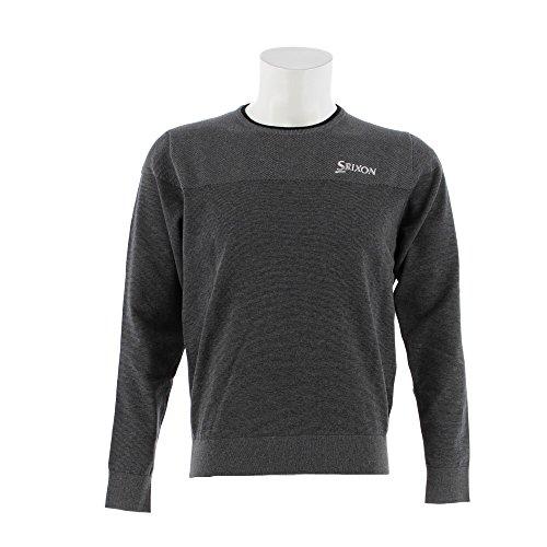 [スリクソン] セーター RGMLJL02 メンズ BK00(ブラック) 日本 M-(日本サイズM相当)