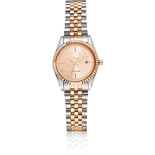 orologio solo tempo donna Ottaviani trendy cod. 15394RS