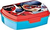 Ladybug Boite à gouter Miraculous Marinette Lunch Box Enfant déjeuner Plastique