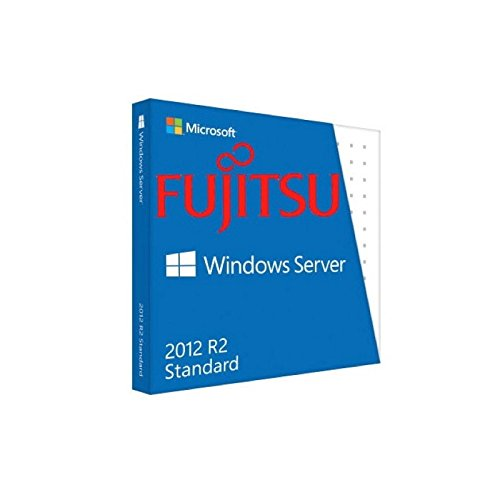 Lizenz / WinSvr 2012 R2 Standard 2CPU/2VM Reseller Option Kit / Requires Windows Server CAL 2012, not included. ROK DVD, COA License - nur für Fujitsu Systeme