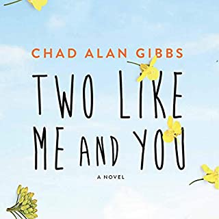 Two Like Me and You audiobook cover art