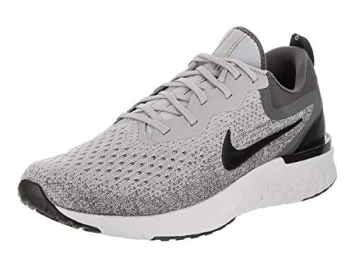 Nike Men's Odyssey React Running Shoe Wolf Grey/Black-Dark Grey-Pure Platinum 11.0