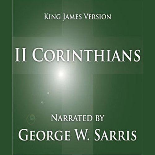 The Holy Bible - KJV: 2 Corinthians audiobook cover art