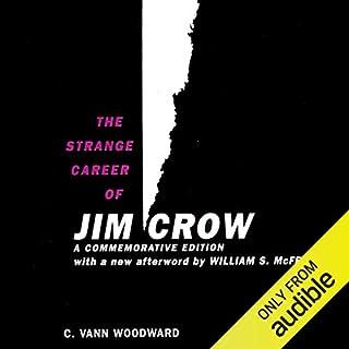 The Strange Career of Jim Crow audiobook cover art