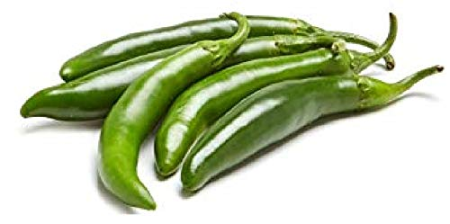 Serrano Chili Pepper Seeds - 200 Seeds Non-gmo