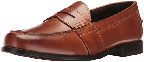Winton Leather Penny Loafter Shoes for Men