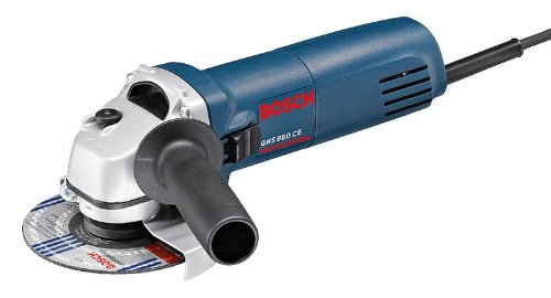 Bosch Professional Winkelschleifer 125 mm GWS 850 C, 601377780