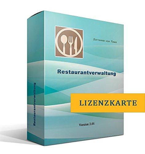 Restaurantverwaltung [nur Lizenzschlüssel, ohne Datenträger]