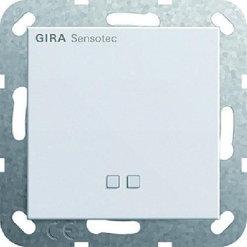 Gira Sensotec o. Fernbedienung 237603 reinweiß Sensotec;System 55 Bewegungsmelder-Sensor 4010337014485