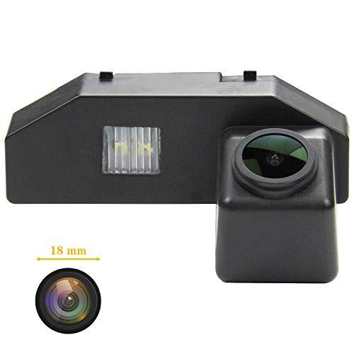 Nachtsicht Wasserdicht Farbkamera 170° HD Rückfahrkamera Kennzeichenleuchte Einparkhilfe Kamera für Mazda RX-8 2004-2011 Mazda 6 2009-2014
