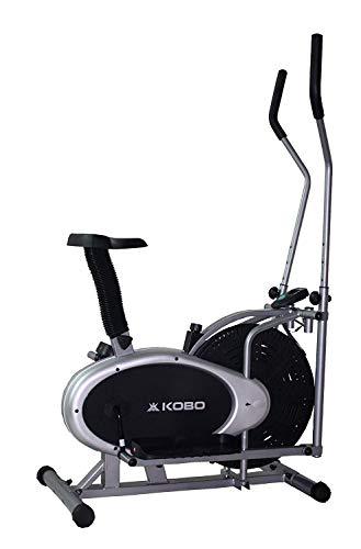 Kobo OB-8 Orbitrac Exercise Bike Cross Trainer Multi Function 2 in 1 (Imported)