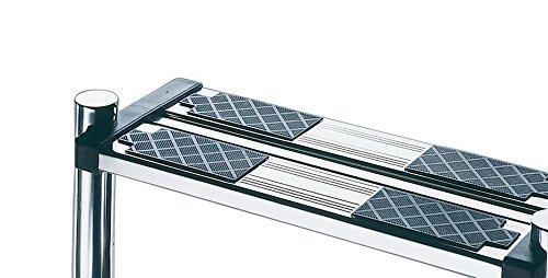 AstralPool Gradino di sicurezza con doppia superficie antisdrucciolo per Scala Piscina interrata - 07603