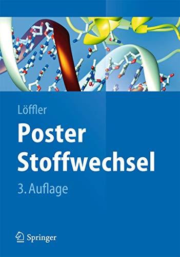 Poster Stoffwechsel (Springer-Lehrbuch)