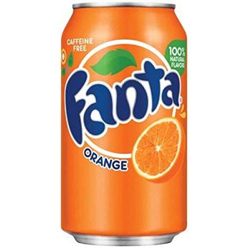 Fanta Dose Orange, 24 Stück