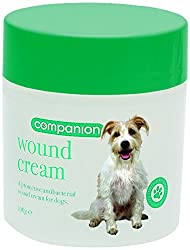 A protective antibacterial wound cream for dogs Combines the antibacterial and soothing benefits of zinc oxide and tea tree oil Provides a natural barrier to bacterial invasion Allows optimum natural healing It soothes and protects