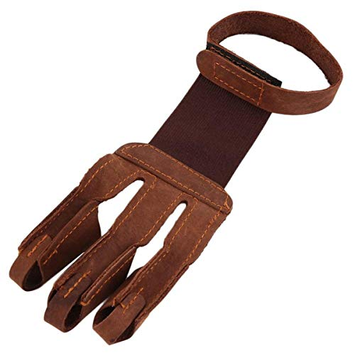 XingYue Direct 1PC 3-Finger Design Archery Protect Glove...