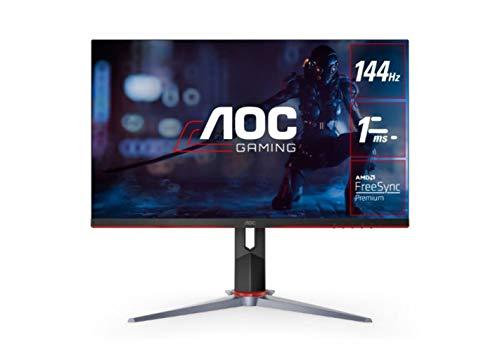 """AOC 24G2 24"""" Frameless Gaming IPS Monitor"""