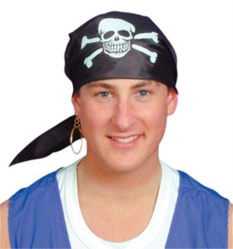 Pirate Chapeaux | Bandana Pirate Noir [Jouet]